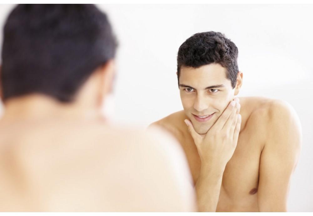 Увлажнения кожи после бритья